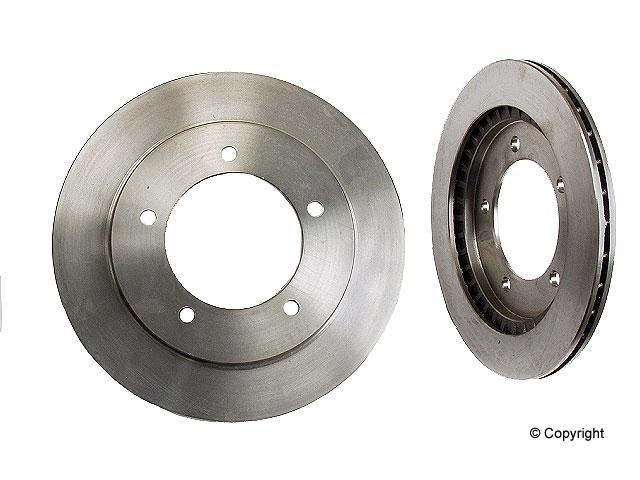 Suzuki Brakes > Suzuki Vitara Disc Brake Rotor