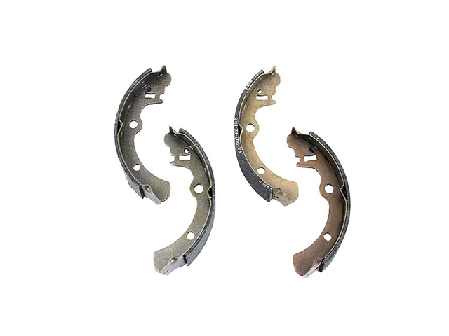 Subaru Brake Shoe Set > Subaru GL-10 Drum Brake Shoe
