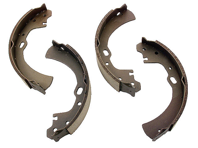 Nissan Brake Shoe Set > Nissan Pathfinder Drum Brake Shoe