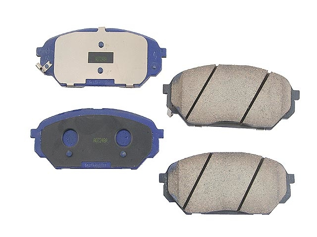 Hyundai Brake Pad Set > Hyundai Veracruz Disc Brake Pad