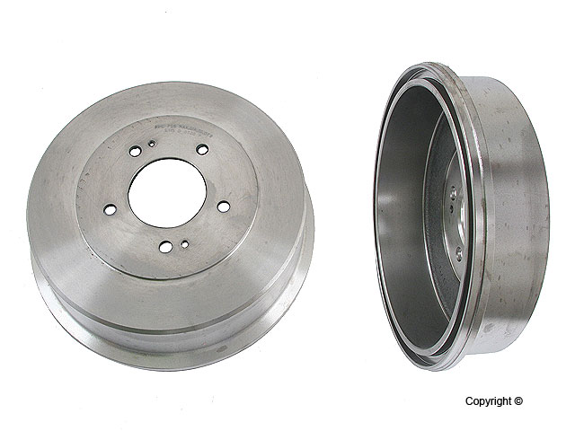 Hyundai Brake Drum > Hyundai Santa Fe Brake Drum