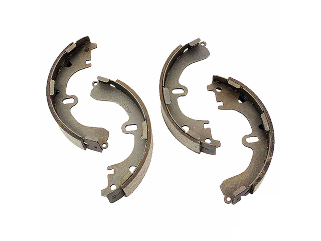 Toyota Brake Shoe Set > Toyota Corolla Drum Brake Shoe