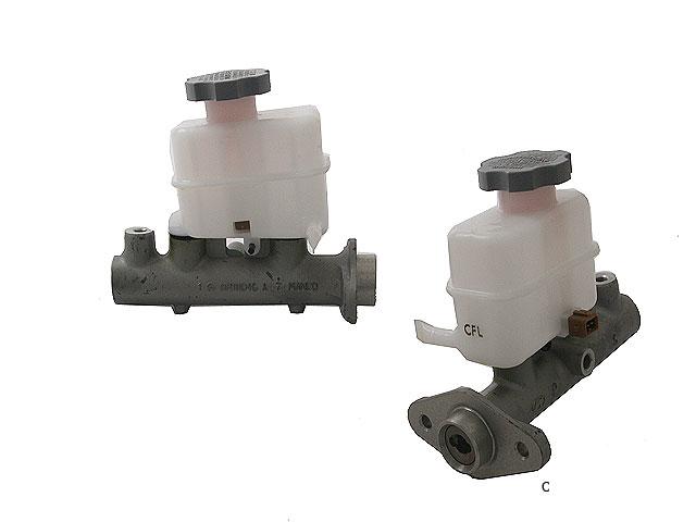 Hyundai Brake Master Cylinder > Hyundai Santa Fe Brake Master Cylinder