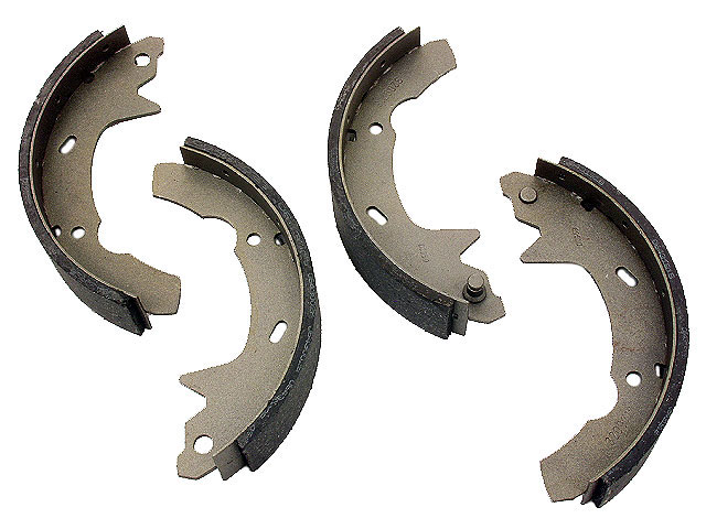 Hyundai Brake Shoe Set > Hyundai Sonata Drum Brake Shoe