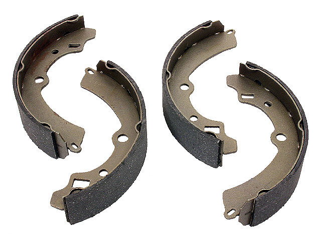 Suzuki Brake Shoe Set > Suzuki Samurai Drum Brake Shoe