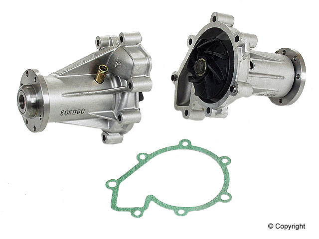 Mercedes 300D Water Pump > Mercedes 300D Engine Water Pump