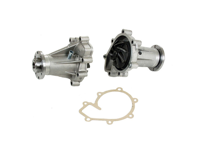 Mercedes 300D > Mercedes 300D Engine Water Pump