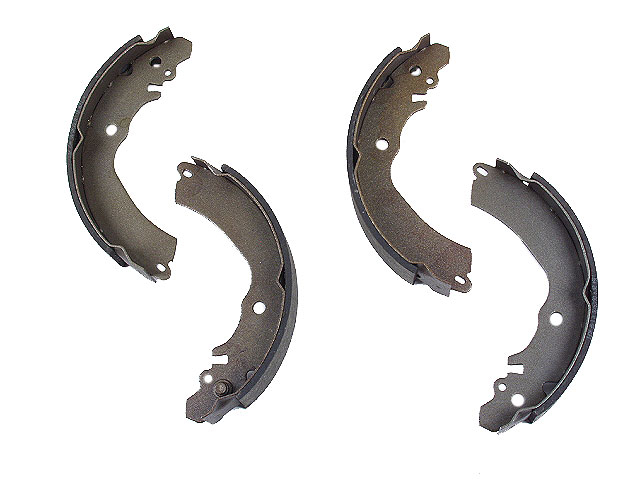 Mitsubishi Brake Shoe Set > Mitsubishi Galant Drum Brake Shoe