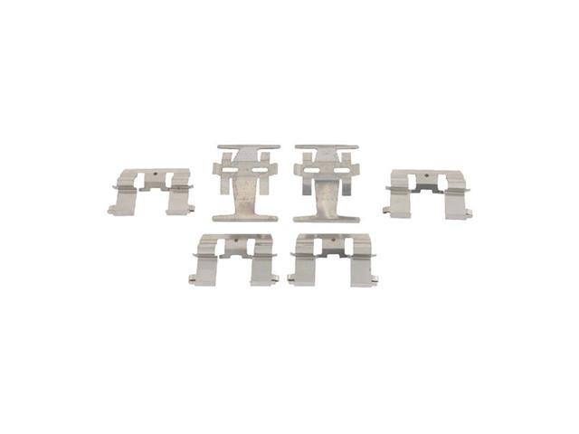 Acura Brake Hardware Kit > Acura Integra Disc Brake Hardware Kit