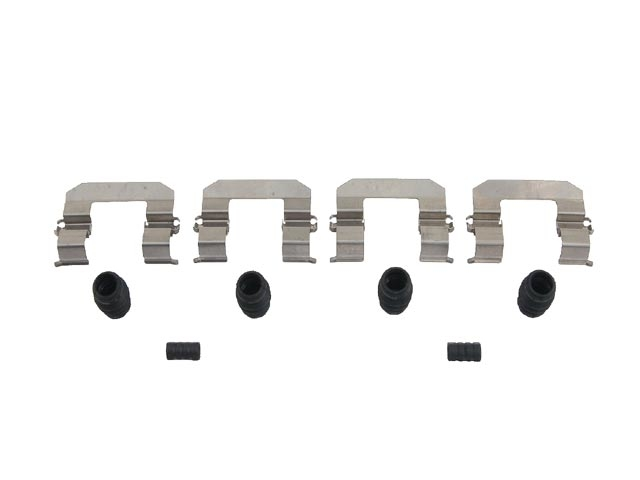 Hyundai Brake Hardware Kit > Hyundai Santa Fe Disc Brake Hardware Kit