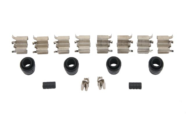 Suzuki Brake Hardware Kit > Suzuki XL-7 Disc Brake Hardware Kit