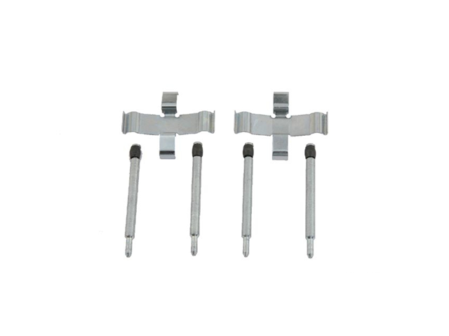 Mercedes Brake Hardware Kit > Mercedes 230 Disc Brake Hardware Kit