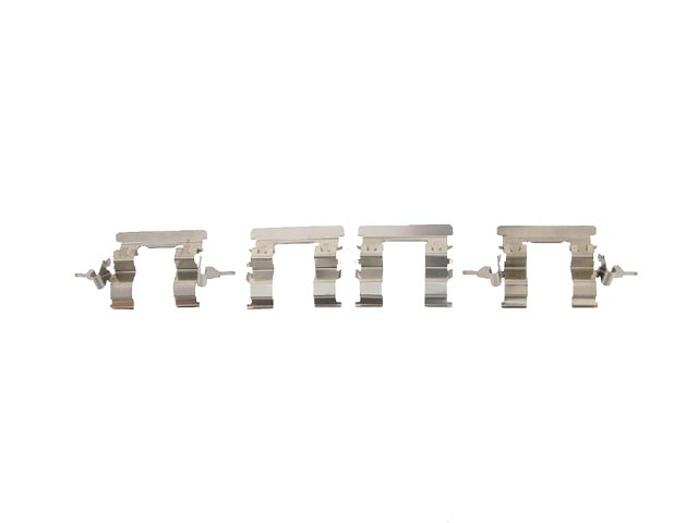 Infiniti Brake Hardware Kit > Infiniti I30 Disc Brake Hardware Kit