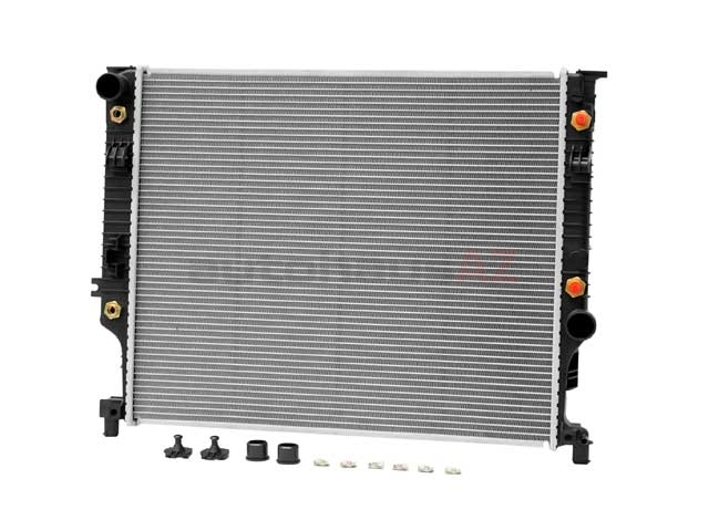 Mercedes ML350 Radiator > Mercedes ML350 Radiator
