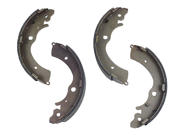 Honda Brake Shoe Set > Honda CR-V Drum Brake Shoe
