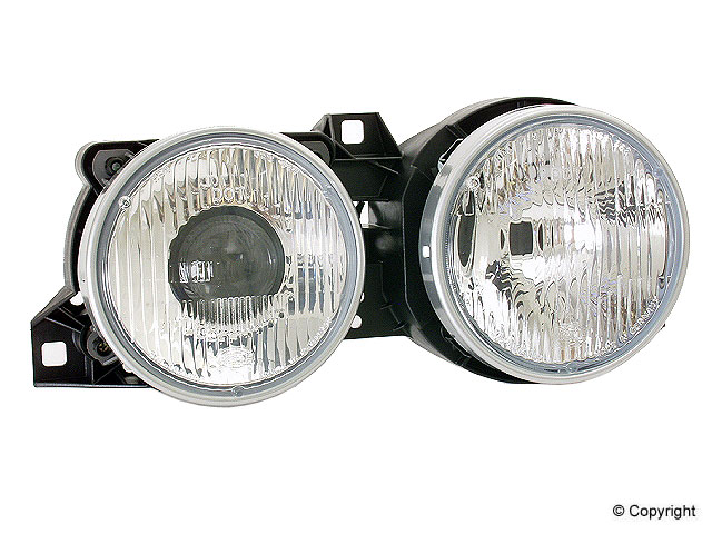 BMW 3 Headlight Assembly > BMW 325is Headlight Assembly