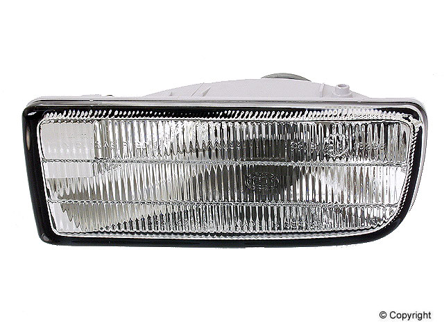 BMW Fog Light Lens > BMW 325i Fog Light Lens