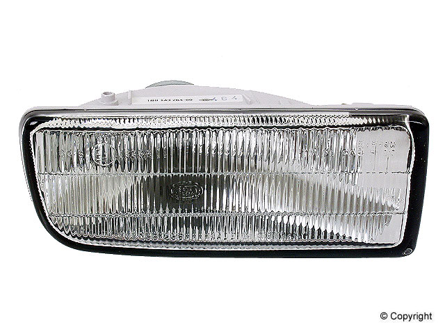 BMW Fog Light Lens > BMW M3 Fog Light Lens