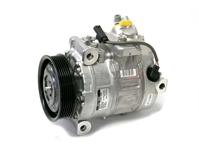 BMW 530I AC Compressor > BMW 530i A/C Compressor