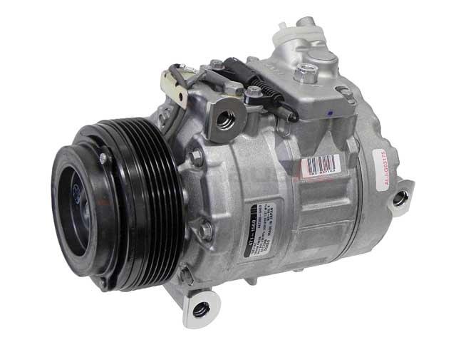 BMW X3 AC Compressor > BMW X3 A/C Compressor