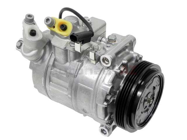 BMW 760I AC Compressor > BMW 760i A/C Compressor