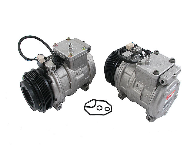 BMW 740IL AC Compressor > BMW 740iL A/C Compressor