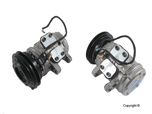 BMW 325IX AC Compressor > BMW 325iX A/C Compressor