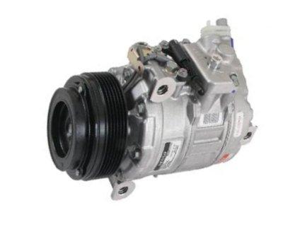 BMW 535i AC Compressor > BMW 535i xDrive A/C Compressor