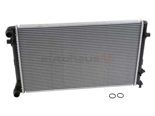 VW Rabbit Radiator > VW Rabbit Radiator