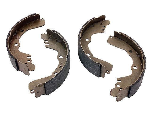 Mitsubishi Brake Shoe Set > Mitsubishi Eclipse Drum Brake Shoe