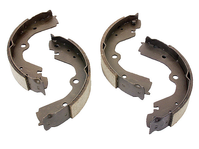 Nissan Brake Shoe Set > Nissan Altima Drum Brake Shoe
