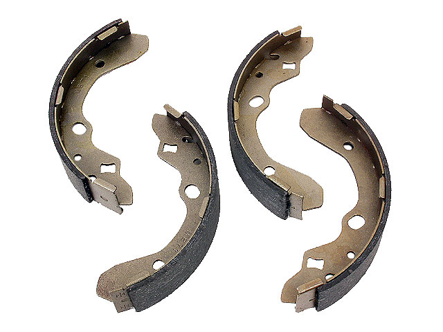 Mazda Brake Shoe Set > Mazda MX-3 Drum Brake Shoe