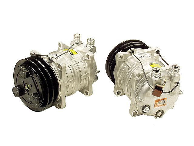 Volvo 240 AC Compressor > Volvo 240 A/C Compressor