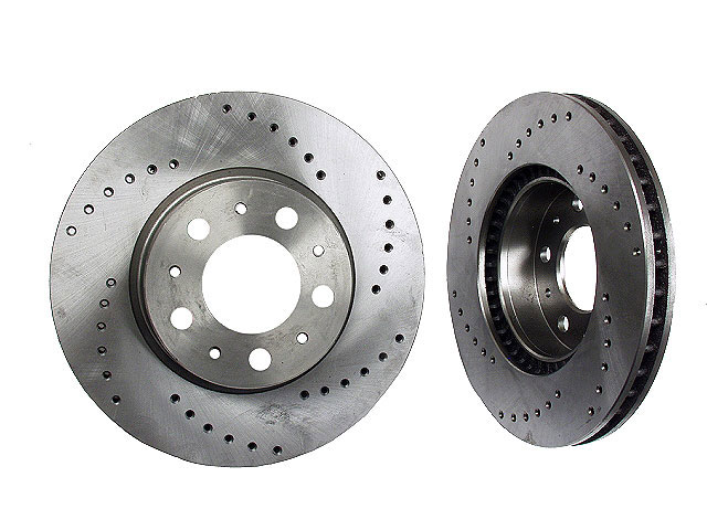 Volvo Brake Rotors > Volvo 740 Disc Brake Rotor