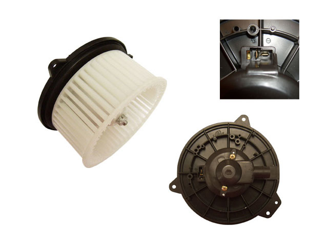 Mazda Blower Motor > Mazda Protege5 HVAC Blower Motor