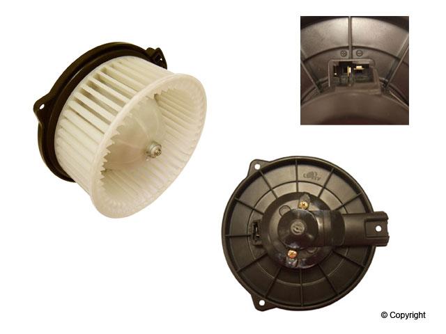 Mitsubishi Eclipse Blower Motor > Mitsubishi Eclipse HVAC Blower Motor