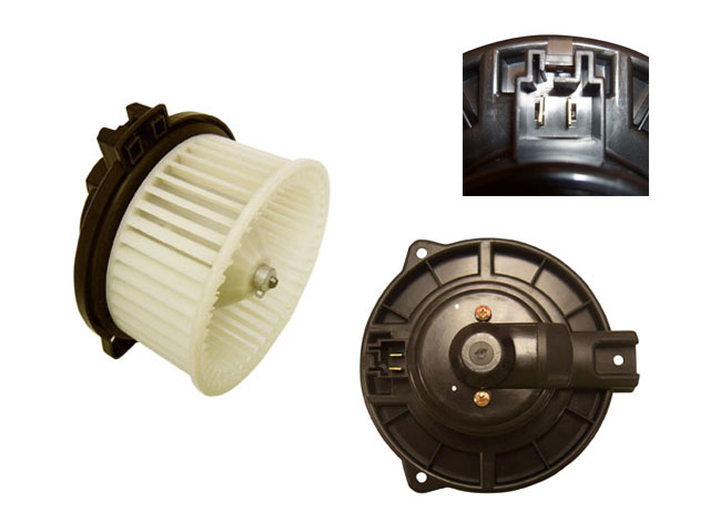 Mitsubishi Blower Motor > Mitsubishi Montero Sport HVAC Blower Motor