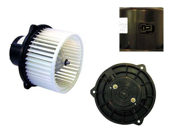 Hyundai Blower Motor > Hyundai Elantra HVAC Blower Motor