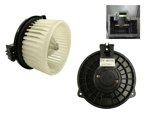 Subaru Heater Motor > Subaru Legacy HVAC Blower Motor