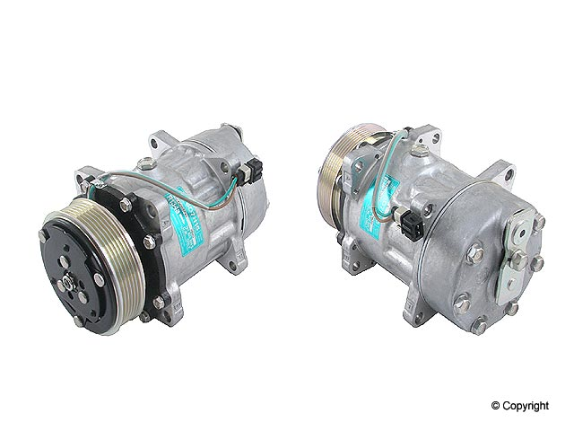 VW AC Compressor > VW TranSporter A/C Compressor