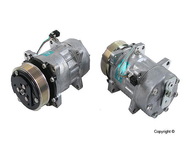 VW Eurovan AC Compressor > VW EuroVan A/C Compressor