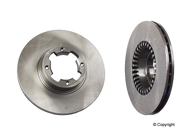 Subaru Brat Brake Disc > Subaru Brat Disc Brake Rotor