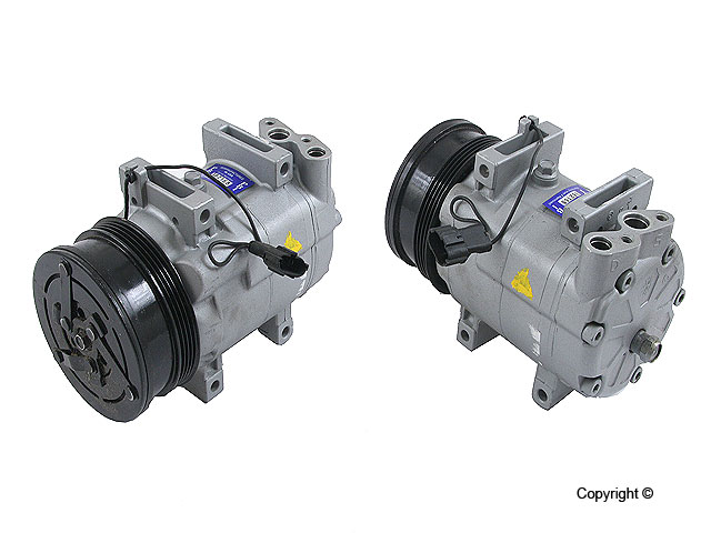 Subaru Legacy AC Compressor > Subaru Legacy A/C Compressor