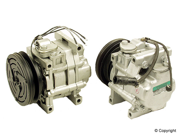 Subaru Loyale AC Compressor > Subaru Loyale A/C Compressor