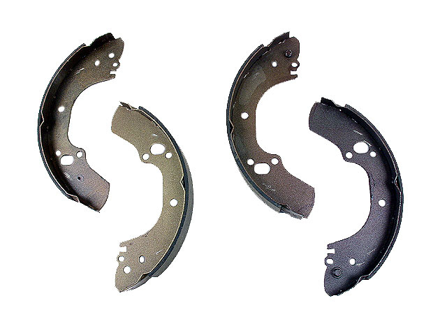 Honda Brake Shoe Set > Honda PasSport Drum Brake Shoe