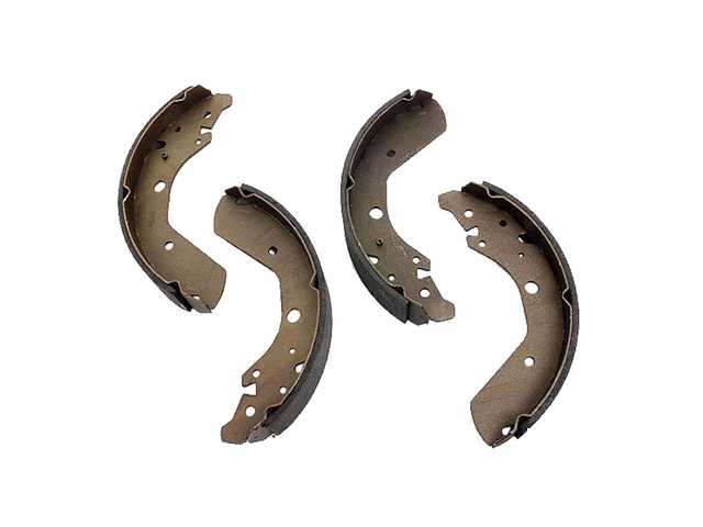 Honda Brake Shoe Set > Honda Odyssey Drum Brake Shoe