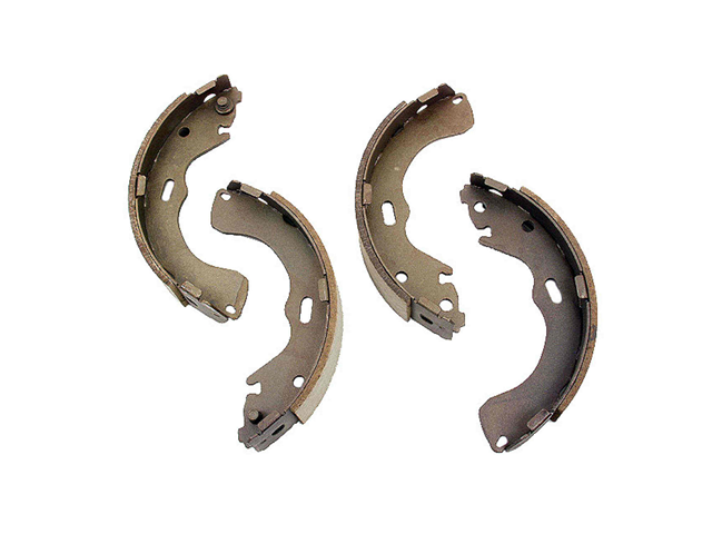 Mazda Brake Shoe Set > Mazda Tribute Drum Brake Shoe
