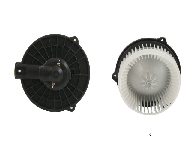 Honda Civic Blower Motor > Honda Civic HVAC Blower Motor