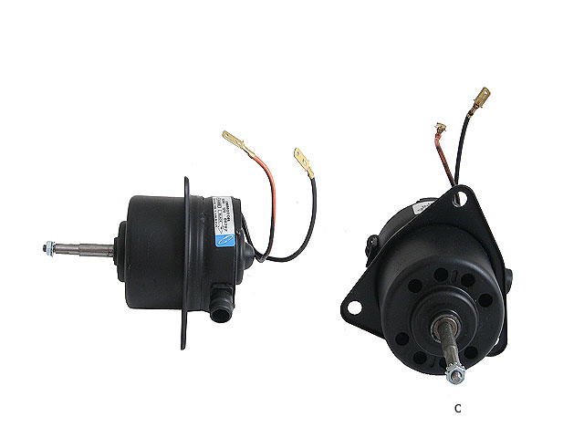Honda Heater Motor > Honda Accord HVAC Blower Motor