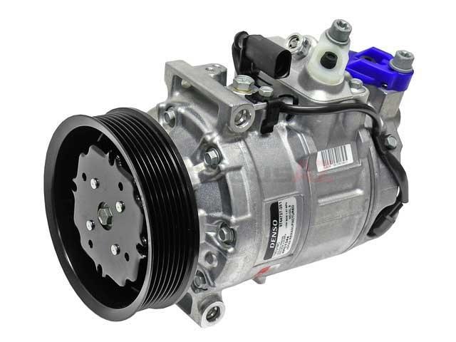Volkswagen AC Compressor > VW Touareg A/C Compressor